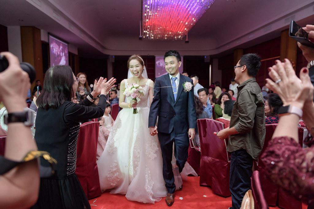 台南婚攝 - 總理大餐廳婚宴!婚禮紀錄-51