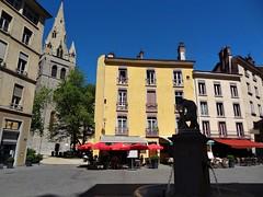 GRENOBLE 32 (ERIC STANISLAS 54) Tags: grenoble isere 38 rhonealpes dauphine drac flickr landscape france frankreich francia