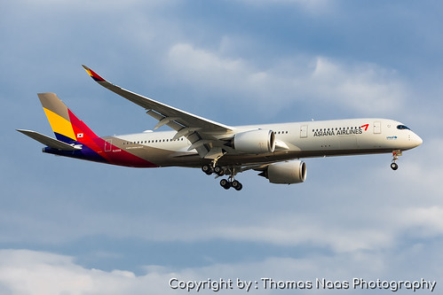 Asiana Airlines, HL8308