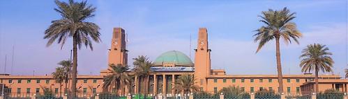 Baghdad Central Station 2017