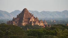 Dhammayangyi Temple (radkuch.13) Tags: asia burma myanmar bagan temple piramid dhammayangyi sony sonyalpha a6000