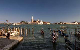 Isola di San Giorgio - Venezia (Italy)