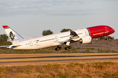LN-LNO Boeing 787-9 Dreamliner Norwegian Long Haul (Andreas Eriksson - VstPic) Tags: lnlno boeing 7879 dreamliner norwegian long haul northstar7006 new york