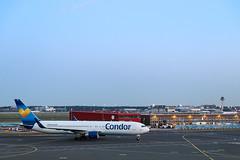 Condor Ferienflieger in Frankfurt