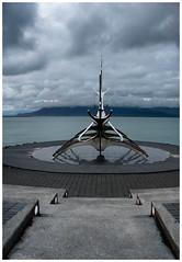 Iceland VI (scott branine) Tags: sólfarið sun voyager reykjavik iceland pentax k1