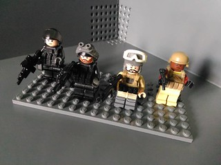 Lego Military - Support Team