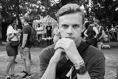 """""""Seilasime, teame!"""" Sweet Spot festival 2018, Tallinn, Estonia (MUDILANE) Tags: sweetspot sweetspotfestival tallinn estonia music young people leica mlazarevphoto travbel life fun smile streetphoto jyripootsman pootsman eesti juripootsman bw bnw portrait retrato"""