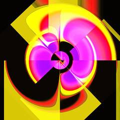 the inner circle III (j.p.yef) Tags: peterfey jpyef yef digitalart square abstract abstrakt