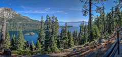 PANO_20180712_100648.jpg (Christsstar) Tags: familyvacation panorama emeraldbay vikingsholm vacation family tahoe cellphone
