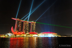 20180719-22-Light show at Marina Bay Sands (Roger T Wong) Tags: 2018 asia marinabaysands rogertwong sel2470z singapore sony2470 sonya7iii sonyalpha7iii sonyfe2470mmf4zaosscarlzeissvariotessart sonyilce7m3 holiday lightshow lights night travel