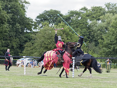 _8050350_RE (Ken Whittle) Tags: joust jousting knight horse knights medieval