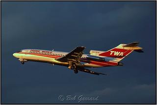 N851TW Trans World Airlines  TWA