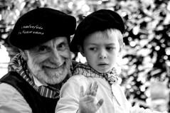Autrefois le Couserans (Ariège) (PierreG_09) Tags: ariège pyrénées pirineos couserans fête manifestation tradition saintgirons autrefoislecouserans portrait bw nb noiretblanc