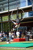 Cirque la Vie Performaning during Discovery Green's 10th anniversary (Arie's Photography) Tags: acrobatics cirque cirquelavie discoverygreen downtown houston circus contortionist discoverygreen10 texas unitedstates