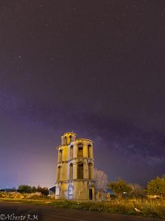 Torre Antigua Estación De Tren Caravaca de la Cruz - Vía Lactea