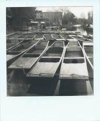 Polaroid Week Spring 2018 - Day 1 Picture 1 (Ray Liu Photography) Tags: lines boats roidweek polaroidweek polaroid instant onestep2 mono blackandwhite