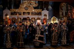 2018.03.02 вечерня Трапезный храм Киево-Печерской Лавры (1)