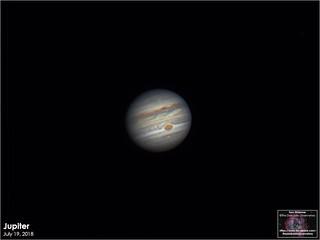 Jupiter - July 19, 2018