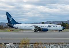 Blue Panorama - EI-GAW - B737-800 (Aviation & Maritime) Tags: eigaw bluepanorama bluepanoramaairlines boeing boeing737 b737 b737800 boeing737800 bgo enbr flesland bergenairportflesland bergenlufthavnflesland bergen norway