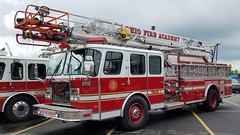 OFA Truck 1 (Central Ohio Emergency Response) Tags: ohio fire academy training state marshal office eone engine pumper ladder quint truck