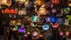Turkish lamps (tomaszpluta1) Tags: lamps colours turkish