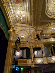 20180716_140457 (jaglazier) Tags: 1903 1903ad 2018 20thcentury 20thcenturyad 71618 architecture buildings buxton ceilings chandeliers england frankmatcham july roccoco theaters unitedkingdom urbanism victorian cities copyright2018jamesaglazier gilded gilding interiors sconces stonebuildings