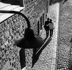 Stockholm (jeffal66) Tags: hasselblad film ilford stockholm sweden shadows bw noiretblanc
