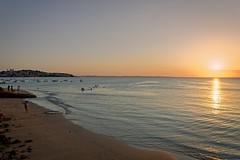 Ribeira, Salvador - BA 01 (Carlos Henrique Pereira) Tags: landscape paisagem nikon d7200 tamron1750mmf28vc tamronspaf1750mmf28xrdiiivcldasphericalif sunset travel golden hour goldenhour sea beach brazil brasil sand stone bahia salvador seascape