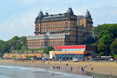 Very Grand hotel at Scarborough (Tony Worrall) Tags: scarborough northyorkshire resort seasidetown yorkshire yorks town update place location uk england north visit area attraction open stream tour country item greatbritain britain english british gb capture buy stock sell sale outside outdoors caught photo shoot shot picture captured seasonal seaside beach architecture building hotel holiday
