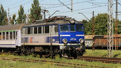 EP07-1068, Strzelce Opolskie, 07.08.2018 (Marcin Kapica ...) Tags: lokomotive locomotive bahn railway rail railroad pkp kolej ep07 ic
