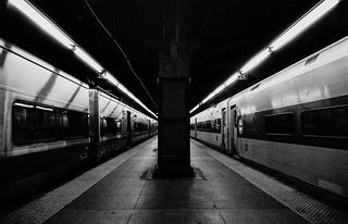 platform, Grand Central Station