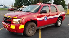 Prevention 592 (Central Ohio Emergency Response) Tags: violet township ohio pinkerington fire department chevy tahoe suv prevention officer investigator marshal