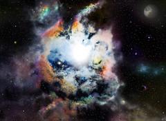 The Darko Nebula (David Stuart Productions) Tags: space digitalart digitalpainting universe davidstuart davidstuartproductions artwork spaceart stars nebula nebulae suns moons galaxy gasgiant galaxies likenasa nasa fakespace stuart prettyartwork latestspaceart planets planetary