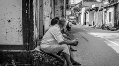 Group Chat... (streetlife_stories) Tags: kochi kerala india nikon d5300 people street