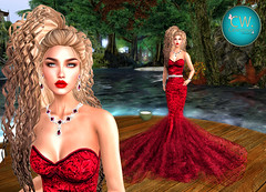 LuceMia - On9 Event (MISS V♛ ITALY 2015 ♛ 4th runner up MVW 2015) Tags: on9event celestinasweddings moondanceboutique nyne hair gown angelica jewelry miki grace