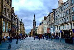 Edinburgh's Royal Mile (joanneclifford) Tags: scotland oldtown edinburgh royalmile