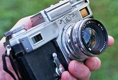A gift from Yuri (Jetcraftsofa) Tags: nikonf3 micronikkor5528 vista200 35mm slr filmphotography filmonfilm kiev4 jupiter8 rangefinder analogcamera cameraporn availablelight gear