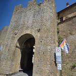 Porta San Francesco - Viale Trento e Trieste, Volterra thumbnail
