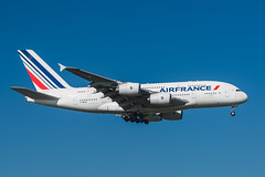 Air France Airbus A380-861 F-HPJF | PVG (Kuma Pictures) Tags: a380 airbus jet aviation aircraft aril pvg france landing fhpjf