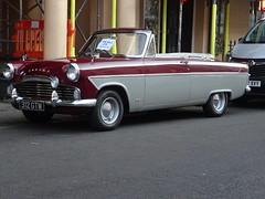 1962 Ford Zephyr Zodiac Convertible (Neil's classics) Tags: vehicle 1962 ford zephyr zodiac car