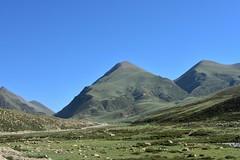 Scene along the road from Lake Namtso back to Lhasa (5) (Prof. Mortel) Tags: tibet lake namtso
