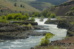 Deschutes River, May 2017 (Gary L. Quay) Tags: deschutes river oregon deschutesriver substationfire water rapids gary quay garyquay nikon d300