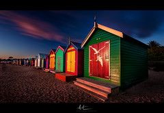 www.AleksTrpkovski.com - Brighton Beach 27.07.2018 (Suvco) Tags: brightonbeachboxes brightonbeach colourfulhouses brightonbeachbathingboxes photographyadventure melbournephotographyexcursions naturalbeauty woodenhouse surfbeach melbourne walkingtrails touristdestination stonesbythesea rocksbythesea beach melbournebeaches melbournetourists melbournetourismdestination australiaonthebeach bestbeach surfingbeachontheocean sunset romanticplacesinmelbourne romanticplaceintheworld watchingthesunset beautifulsunset amazingsunset adayinaparadise heaven heavenisplaceonearth perfectbluehour landscapephotography visitmelbourne visitvictoria visitaustralia visitphillipisland walking hiking placetobe stunninglocation overcastweather dramatic windy rockinforeground fortress lordoftherings fantasy