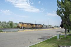 Heading For Skyline Mine (Utah3002) Tags: cipsk provosub up5375 up5570 up unionpacific railfans railways trains
