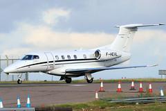 F-HEVL (GH@BHD) Tags: fhevl embraer emb emb505 phenom phenom300 evolemaviation ltn eggw lutonairport londonlutonairport luton bizjet corporate executive aircraft aviation