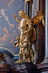Prag - St.Nikolaus 33 (fotomänni) Tags: sakralekunst sakralfotografie kitchen church eglise kunst art kirchenkunst prag praha prague stnikolausprag manfredweis
