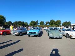 Classic Car Sunday, Goodwood Breakfast Club (f1jherbert) Tags: lgg6 lgelectronicslgh870 lgelectronics lg g6 lgh870 electronics h870 goodwoodbreakfastclub classic car goodwood breakfast club