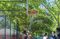 1358_0204FL (davidben33) Tags: brooklyn ny crown height summer 2018 park sport basketball people children 718 plaj joi trees bushes sporting field