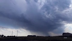 Flash Flood Warning (northern_nights) Tags: timelapse rain thunderstorm cheyenne wyomingyi4kactioncam