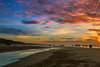 _MG_1316,0613 Sam Son beach,Thanh hoa (HUONGBEO PHOTO) Tags: cảnhđẹpsầmsơn mây bầutrời bãibiểnsầmsơn vietnamseascapes vietnamscenery sea beach photography peaceful colorful clouds sky beautiful seascapes sunrise